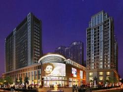 热烈祝贺湖北响叮当塑料股份有限公司参与崇阳金泰商业广场的建设